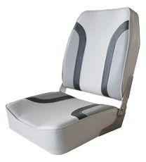Quality-Sitz hohe Klapplehne