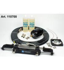 Hydraulik-Lenkungskit für 2 Motoren