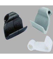 Haken aus Kunststoff breit