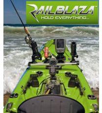 RAILBLAZA 360° drehbare Geräteaufnahme
