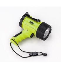 Taschenlampe mit Griff, 3-Funkt.-LED, wasserdicht