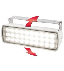 LED-Deck-Breitstrahler SEA HAWK, weiß