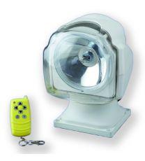 Portable-Scheinwerfer mit Funkfernbedienung