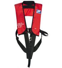 Automatische Rettungsweste 150N mit Lifebelt