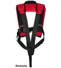 Automatische Rettungsweste 150N mit Y-Lifeline