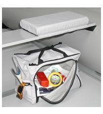 e-Sea Sitzpolster mit Universaltasche