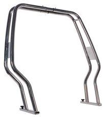 Rollbar (Geräteträger) INOX