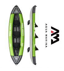 Aqua Marina Laxo 380 Leisure 3 pers. 380 x 95cm