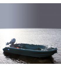 Ruderboot ARMOR FALCO 12 grün mit Holzboden