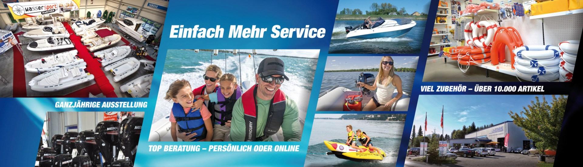 EMS - einfach mehr service